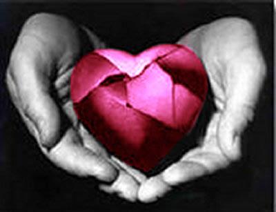 pinatas de corazones