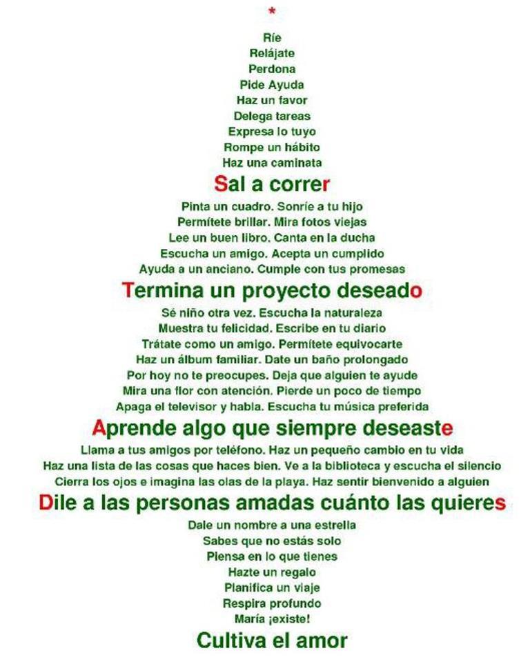 Buenos Deseos De Navidad