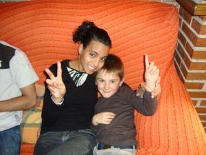 Koria y Vicente