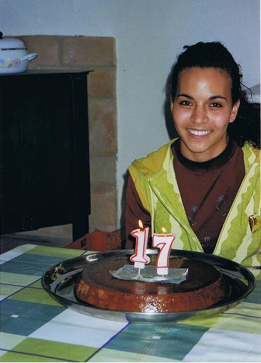 17 cumpleaños de Koria