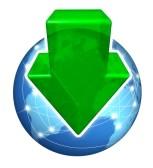 -flecha-verde-que-apunta-hacia-abajo