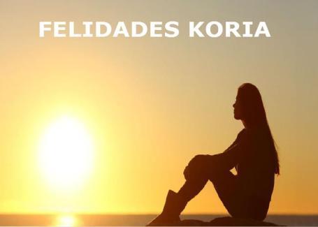 FELICIDADES KORIA